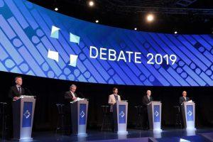 Un NO debate presidencial