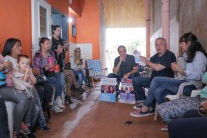 """""""Es momento de torcer el rumbo"""", dijo Passalacqua al pedir el voto para Fernández y los candidatos a diputados de la Renovación"""