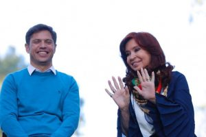 """Cristina Fernández: """"Hay que democratizar el país, hay que democratizar la economía"""""""