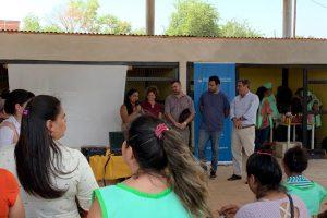 Schiavoni inauguró el predio ferial de la Chacra 145 de Posadas