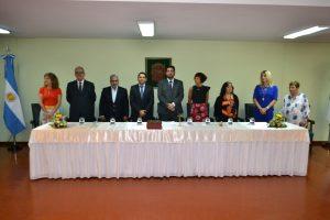 Juraron nuevos magistrados y funcionarios Judiciales de Misiones