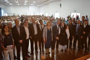 Novecientos jóvenes del Mercosur fueron protagonistas del Congreso Internacional de Cooperativas Escolares
