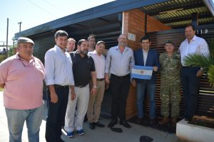 Losada ya distinguió a más de 50 ex combatientes de Malvinas