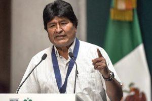 Evo Morales ya está en la Argentina: el Gobierno le otorgó la condición de asilado