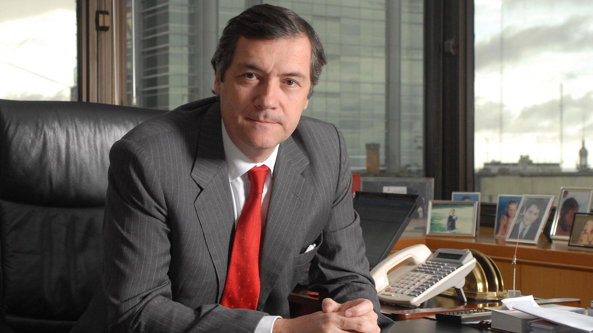 Luego de 20 años, se retira el jefe del Santander, el banco privado más grande de la Argentina