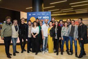 """""""Los que vuelven"""" recibieron una ovación en el Festival de Cine de Mar del Plata"""