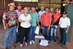 Productores recibieron asistencia financiera y crearon la Cooperativa Tealera de San Pedro