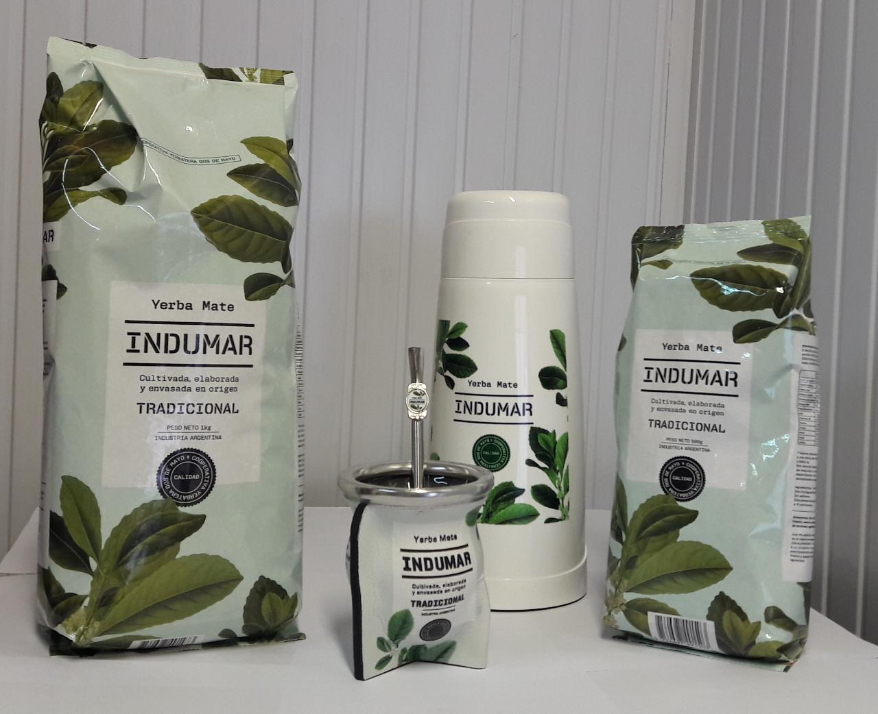 Indumar: Otra cooperativa que da el salto y se mete en el competitivo mercado de la yerba mate con marca propia