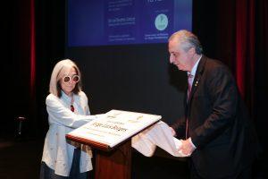 Con la presentación de María Kodama, Passalacqua relanzó las actividades del CEEM