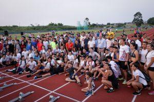Misiones cuenta con una pista de atletismo en el CEPARD