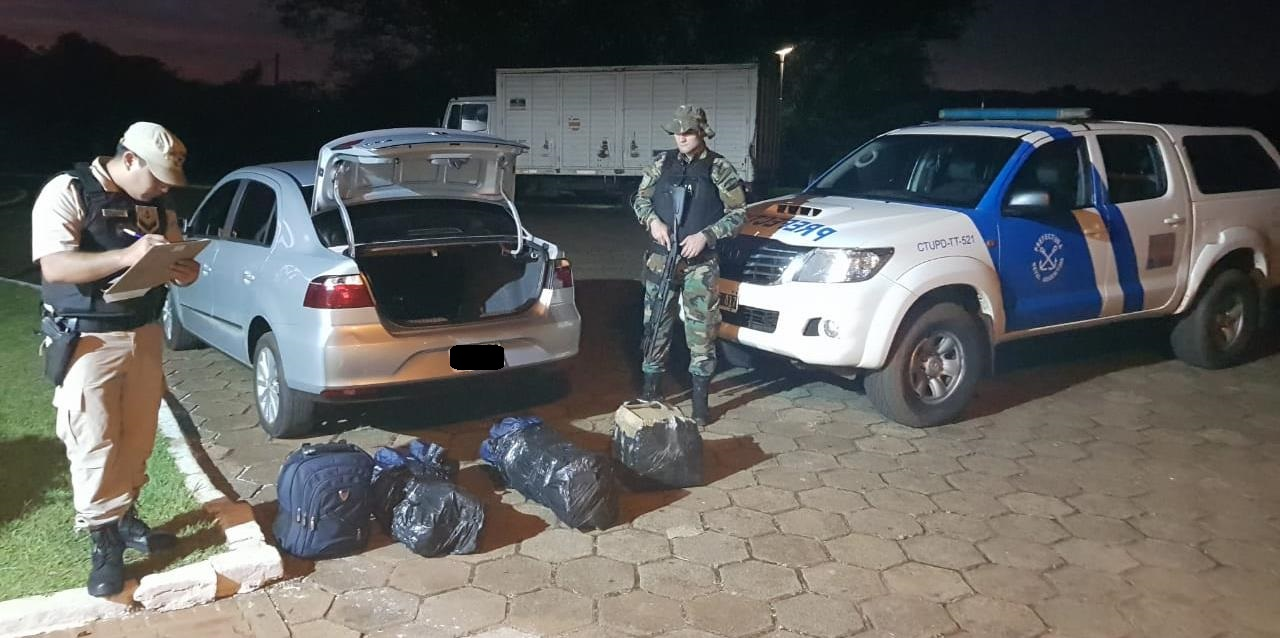 Misiones: Prefectura incautó celulares de contrabando