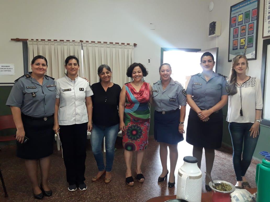 Se dictó una capacitación para personal policial en Puerto Rico