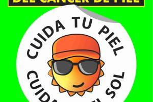 Comenzó la campaña de prevención del cáncer de piel 2019