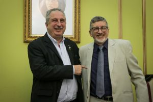 Passalacqua puso en funciones al nuevo tesorero de la Provincia