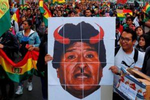 Golpe de Estado en Bolivia ¿ruptura democrática para América Latina?