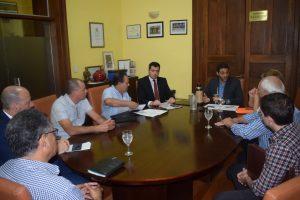 Acordaron acciones para fortalecer la seguridad vial