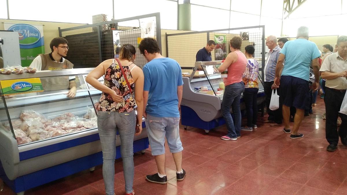 El Mercado Concentrador de Oberá superó las expectativas de los productores por las ventas