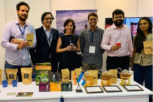 El mate en World Trade Expo 2019, otra puerta al mercado de India