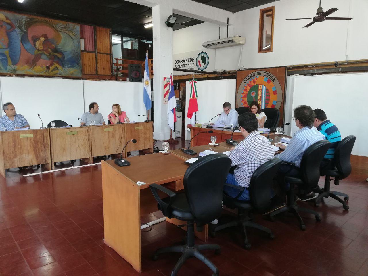 Ediles aprobaron el presupuesto 2020 de la Municipalidad de Oberá