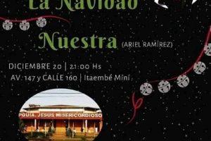 La Guitarreada realizará un festival solidario en Itaembé Miní