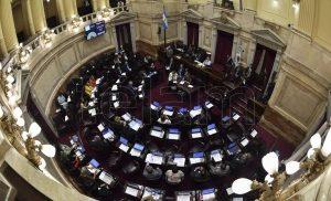 El Senado aprobó la firma del Consenso Fiscal entre la Nación y las provincias