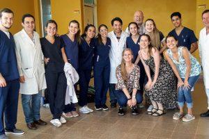 Ocho nuevos médicos, egresados de la UCAMI
