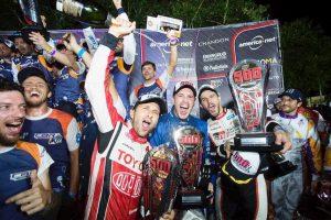 Rafa Morgenstern, Rossi y Vivian metieron podio en Brasil