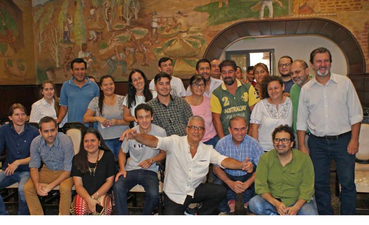 Asumieron funcionarios de la Secretaría de Cultura y Turismo
