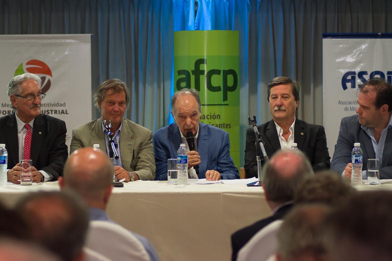 Las cámaras AFOA, AFCP y FAIMA pidieron participar del Infopro