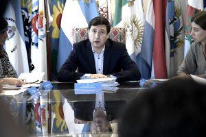 """Arroyo adelantó que esperan cubrir """"casi todo el país"""" con la Tarjeta Alimentaria para marzo"""