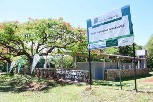 Yacyretá entregó el Centro de Visitantes para el Jardín Botánico de Posadas