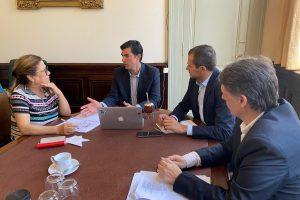 Consenso Federal analizó el proyecto de ley de Emergencia Económica
