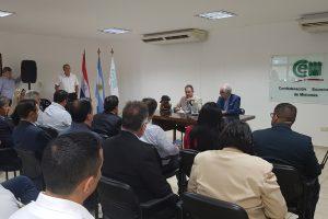 Conversatorio Internacional pregonó integración económica y comercial más dinámica