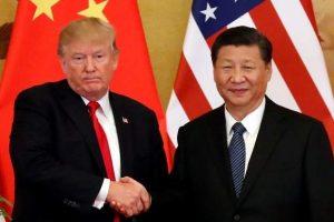 Principio de acuerdo comercial entre Estados Unidos y China