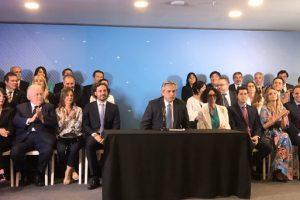 Alberto Fernández presentó su Gabinete, Sergio Lanzianí será el Secretario de Energía