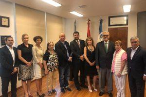 """Passalacqua agradeció al Superior Tribunal de Justicia """"la permanente voluntad de trabajo en conjunto por los misioneros"""""""