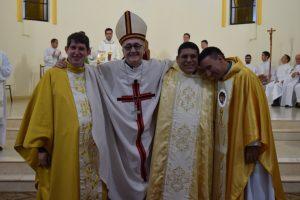 La diócesis de Posadas tiene tres nuevos sacerdotes