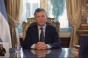 Macri culpó a la sequía, la crisis internacional y el resultado de las PASO por los malos resultados de su gestión