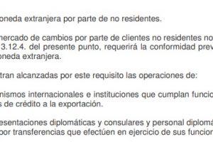 Fin del dólar blue misionero: el Central deberá autorizar la venta de divisas a extranjeros