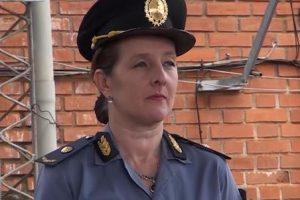 Seguridad: por primera vez una mujer será la segunda al mando de la Unidad Regional I