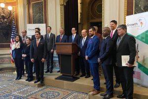 Energía: Lanziani y Nielsen de gira en Estados Unidos en busca de inversiones