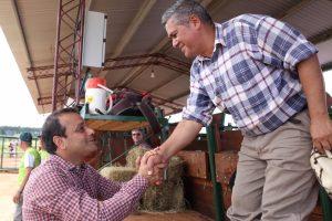 """El Gobernador pidió el compromiso de todos para lograr una """"Misiones Ganadera"""""""