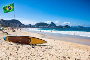 Pasajes a las playas de Brasil no pagarán recargo del 30 por ciento