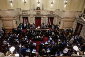 Convocan oficialmente a debatir la Ley de Emergencia en el Senado