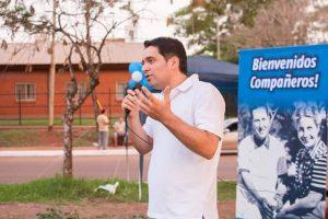 El Partido Justicialista Misiones lamenta el fallecimiento del dirigente Diego Tiscornia