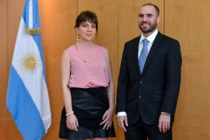 La misionera Mercedes D'Alessandro, nueva Directora nacional de Economía y Género