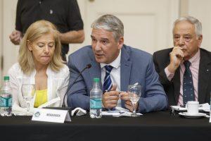 """Paritaria nacional docente: """"Los ámbitos de diálogo son importantes para la sociedad"""", remarcó Sedoff"""