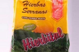 La ANMAT prohibió una yerba marca Hierbital, por contener Salmonella y Escherichia Coli