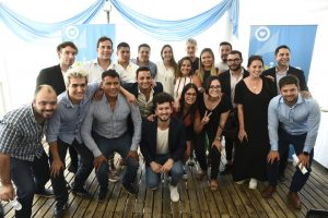 Misiones estuvo representada en el relanzamiento del Instituto Nacional de la Juventud