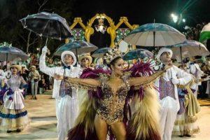 Comienzan los corsos de Libres, la cuna del carnaval